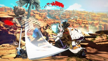 Guilty Gear Strive ps4 ps5 steam game