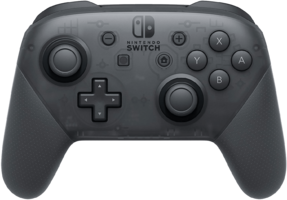 Nintendo Switch Pro Controller Front