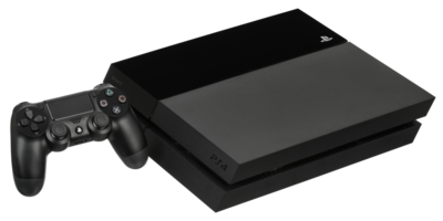 PS4 Console wDS4