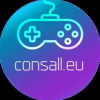 consall circle controller logo transparent