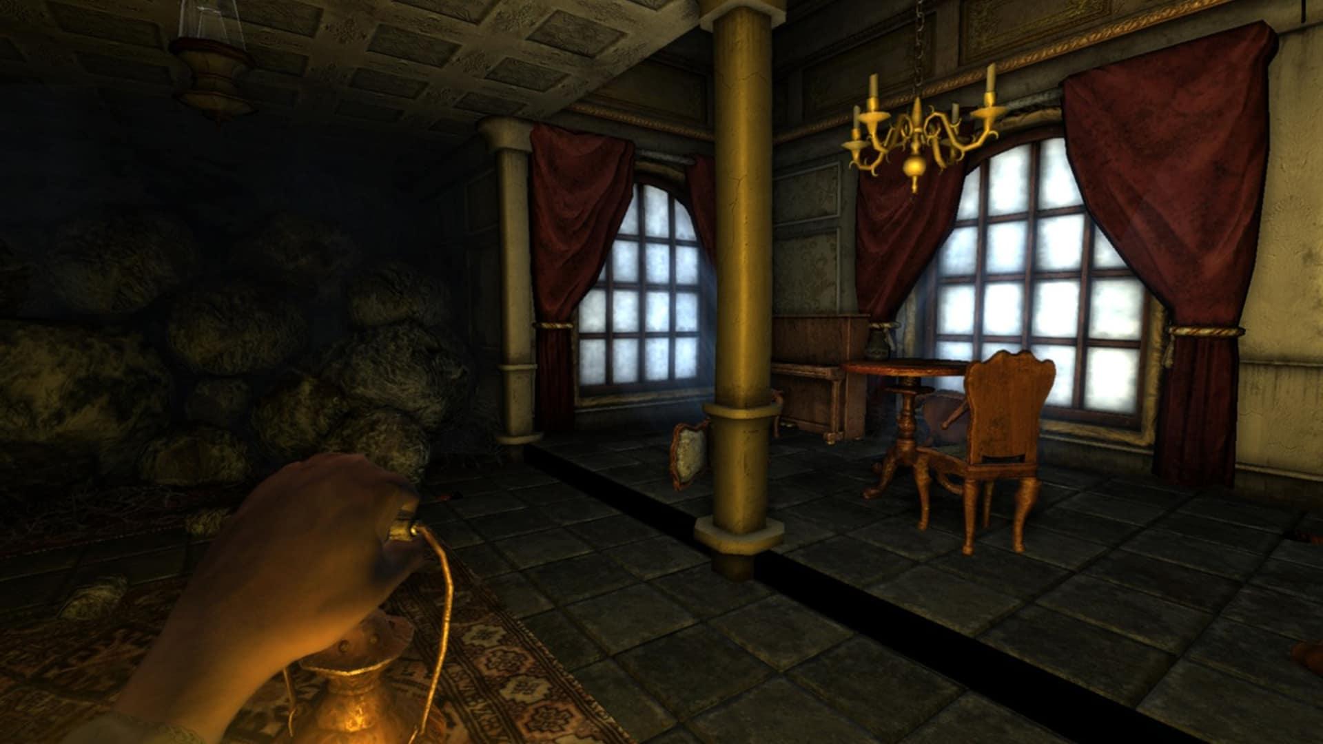 Horror Game Amnesia