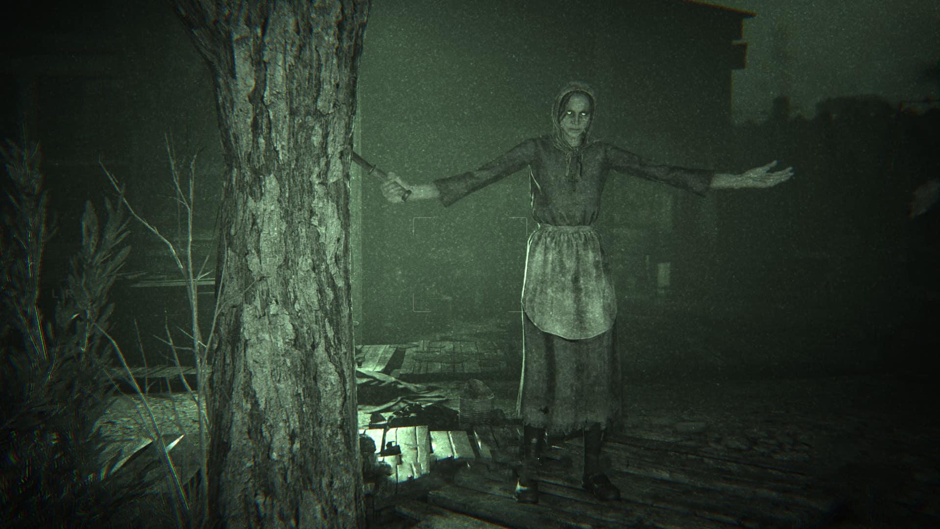 Horror Game - Outlast 2