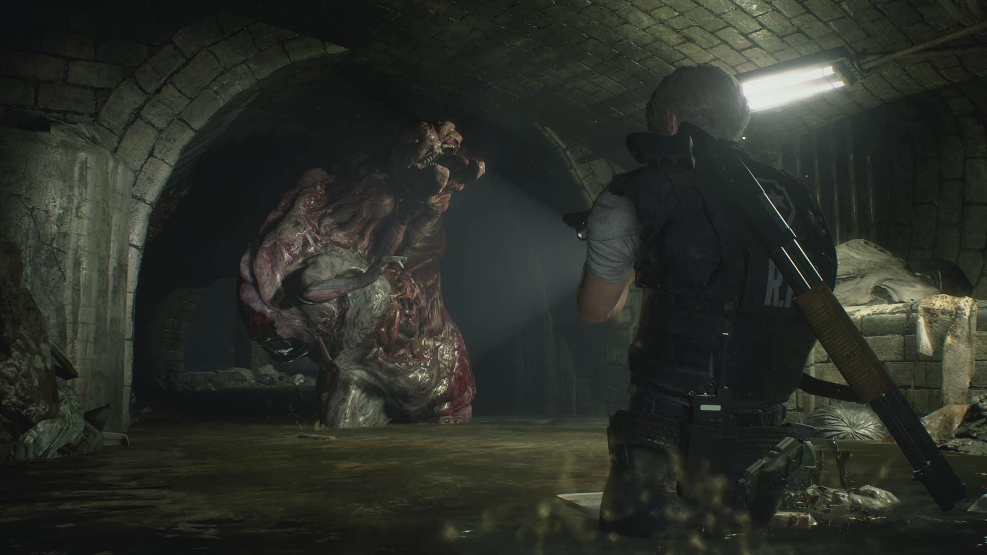 Horror Game Resident Evil