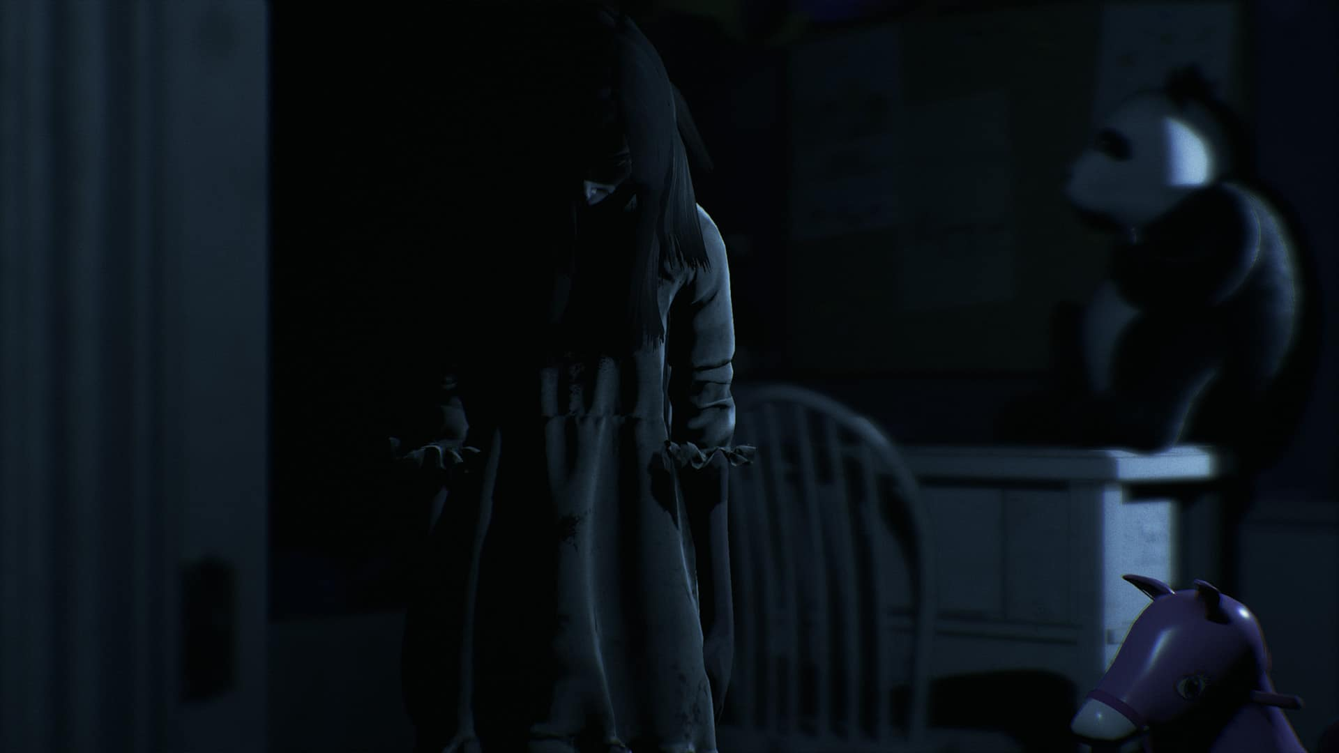 Horror Game - Visage