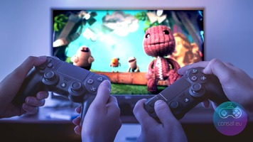 offline co op video game little big planet 3 littlebigplanet
