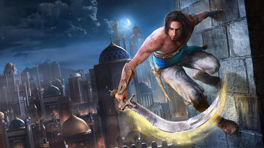 prince of persia sand of time remake background